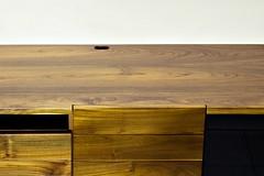 Beautiful solid teak wood grain (noor.hilmi) Tags: wood architecture tv pentax cabinet furniture interior grain woodworking kayu tukang meubel refurbish jati mobler soild serat mobel k100d mebel urat tectonagrandis justpentax perabot pentaxart nirkala