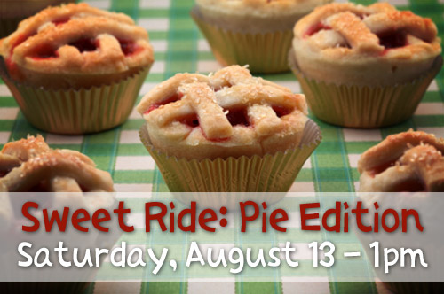 Sweet Ride: Pie Edition