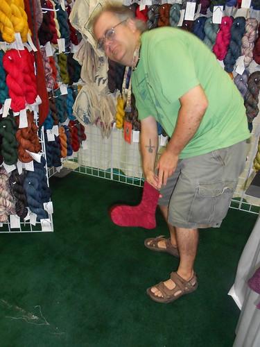 Sock Summit Day 1