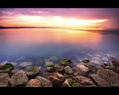 Home Sweet Home [Explore 86] (Vincent.RCT Photographies) Tags: light seascape night canon eos nikon long exposure 7d tamron hoya waterscape digue 1024 cherbourg nd8 tourlaville d7000 mygearandme mygearandmepremium haaghun