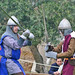 Medieval event in Setúbal