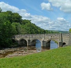 Grassington Bridge by Tim Green aka atoach