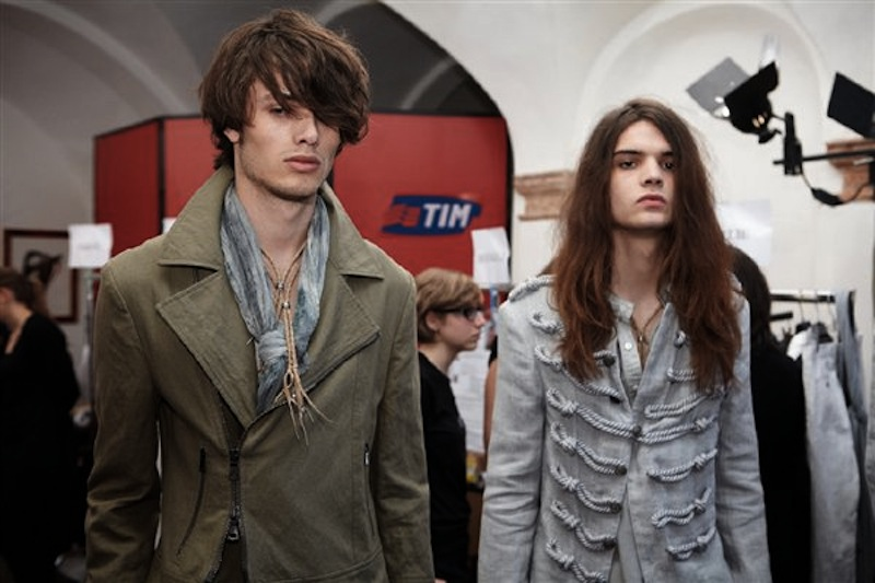 ohn Varvatos 2012 menswear collection 1