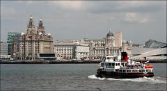 That Ferry.. (Canis Major) Tags: liverpool birkenhead merseyside merseyferry royaliris gerrythepacemakers immortalisedinsong