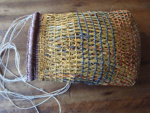 open weave bag by Gitipulu