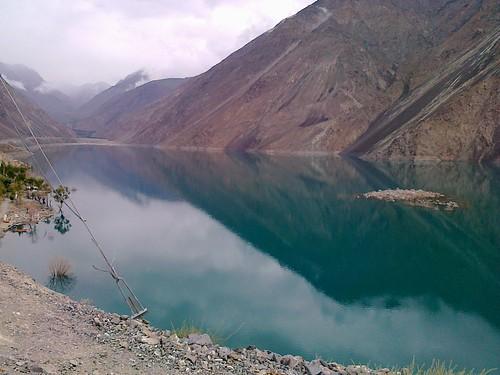 6003069454 b4ae6e4722 - Satpara Lake