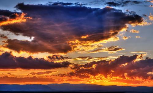 Laramie Sunset 8_2_11