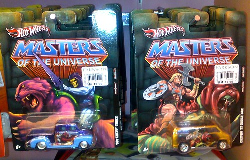 MOTU Hot Wheels found!