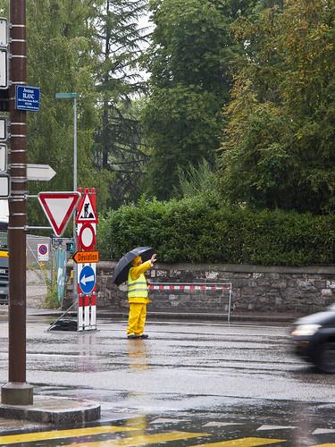 Rain - again