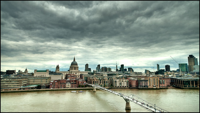 London -- View from Tate Modern