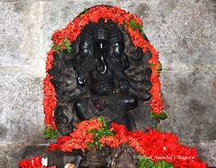 Panchmukhi Ganpati (magiceye) Tags: india temple ganesha mookambika kollur karnataka ganpati panchmukhi