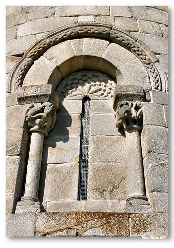 Capitéis das colunas externas da capela-mor by VRfoto