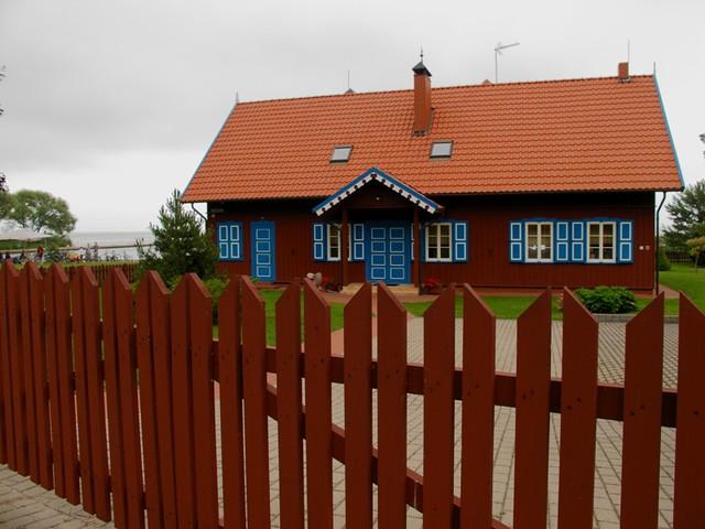 "Nida ""classical"" cottage"