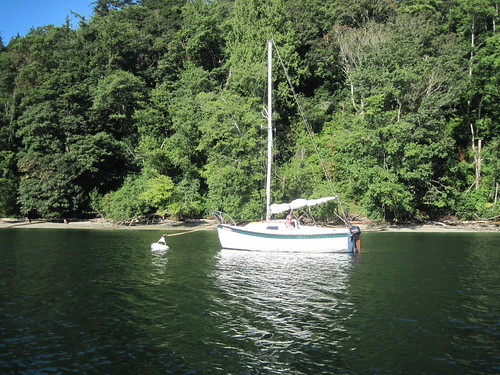 overnight mooring by Southworth Sailor