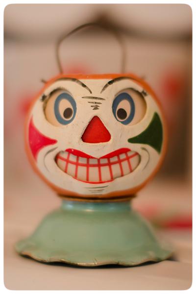 Clown-Lantern
