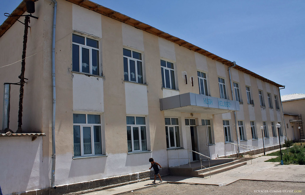 Ecole neuve du village