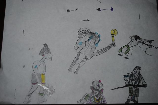 Eli drawings