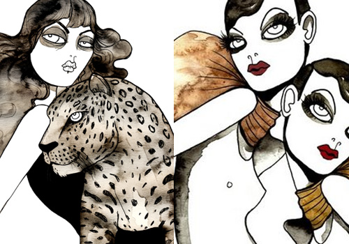 6013702827 dc1ca5706e 30 Fashion Illustrators You Can't Miss Part 3