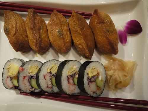 第九道:壽司