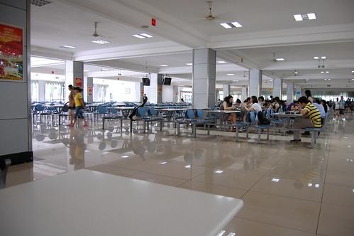 China university dormitory 7