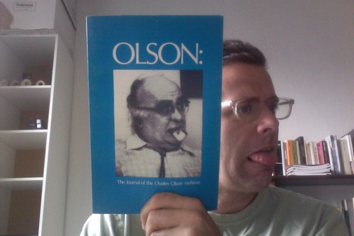 Olson: The Journal of the Charles Olson Archives, Number 1 by Michael_Kelleher