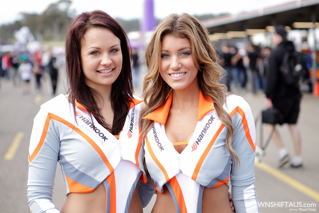 Superlap 2011 Promo Girls