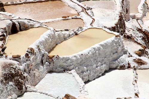 Mara Salt Mines