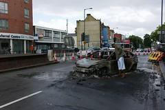 tottenham riots, the morning after L1006503 by rafhuggins