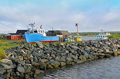 DGJ_3740 - West Berlin (archer10 (Dennis) REPOSTING) Tags: canada boats fishing nikon novascotia village free lobster dennis jarvis buoys trap westberlin d300 iamcanadian 18200vr freepicture 70300mmvr lighthouseroute dennisjarvis archer10 dennisgjarvis