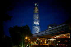 The Shard (aurélien.) Tags: night londonbridge shift boroughmarket borough tilt ts southwark tse bankside se1 tiltshift theshard canoneos5dmarkii eos5dmarkii tse24mmf35lii canontse24mmf35lii