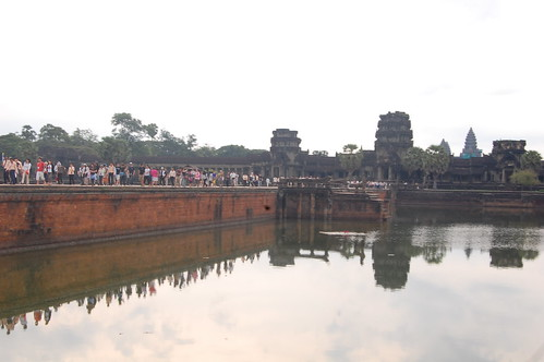 Angkor Sunrise