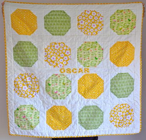 Oscar's quilt 3