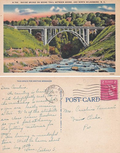 Ravine Bridge (8-11)