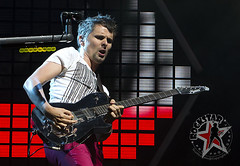 MUSE - LollaPalooza -  Day 1 - Grant Park - Chicago, IL - Aug 5th 2011 (1)