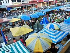 DSCN0736 Bercham Market , Pasar, 巴占巴刹