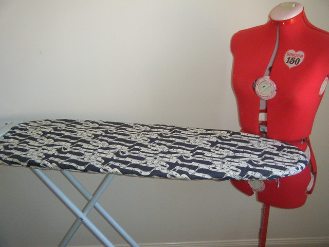 Ironing Board After