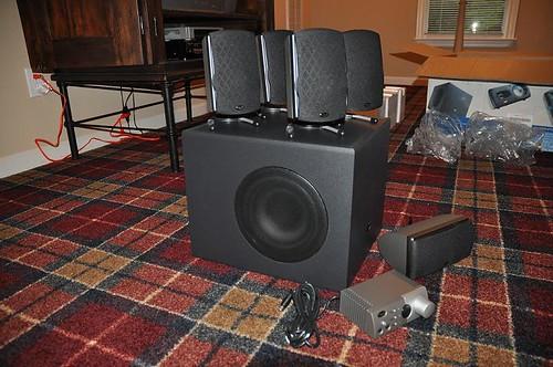 cb1cafa198f Klipsch ProMedia Ultra 5.1 Speakers  review