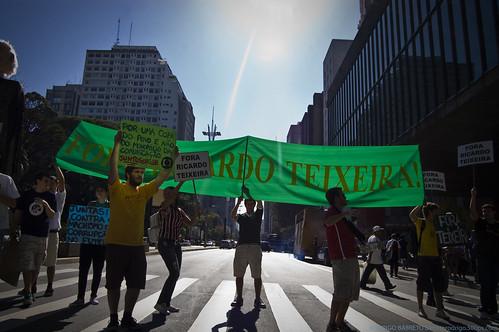 #FORARICARDOTEIXEIRA by barretorodrigo