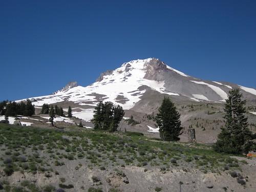 Virgin Territory in Portland, Oregon's Mt. Hood