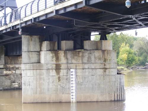 Mohawk River gauge