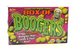 Box of Boogers Box