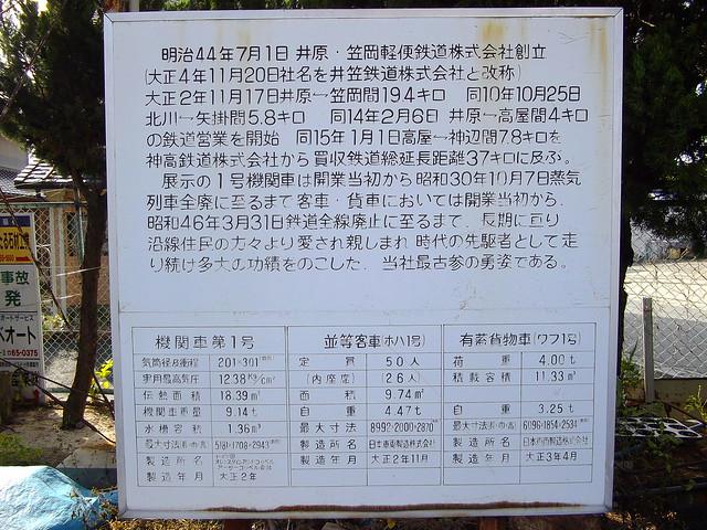 井笠鉄道記念館 #8