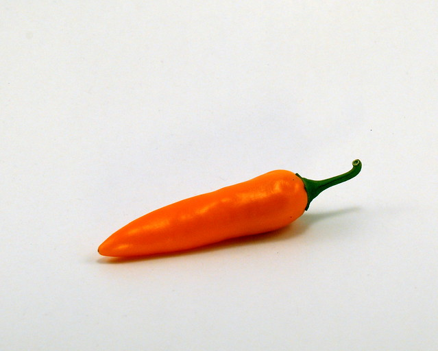 Belgian Carrot Pepper