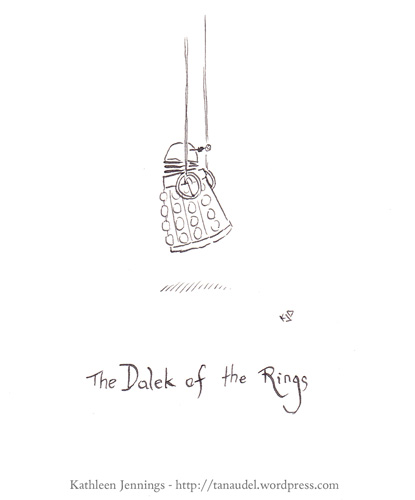 Dalek of the Rings