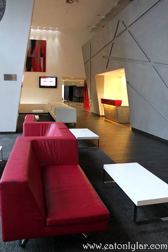 Lobby, Crowne Plaza Hotel Manchester City Centre