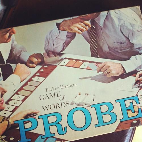 Playing Probe