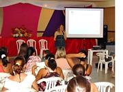 Palestra para mães e grávidas - CRAS - Saúde - Itapetim - B by portaljp