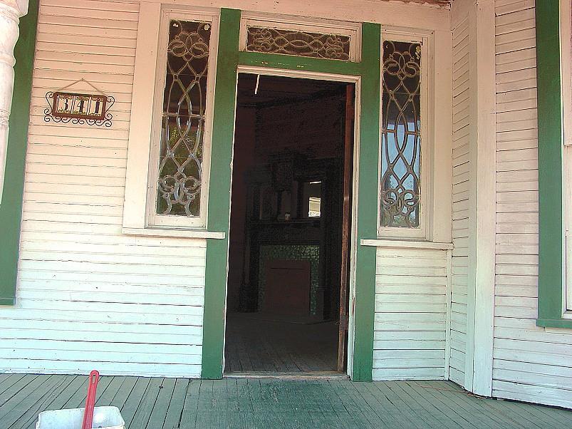 Bartlett TX 341 W Pietzsch entry