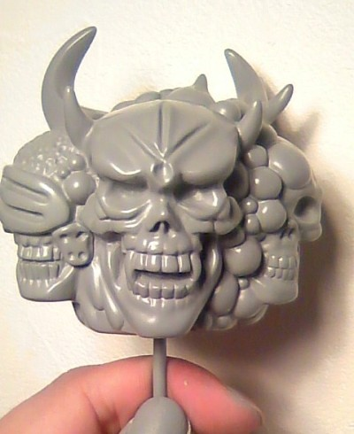 Skull Toys Head for RxH