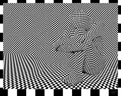 Op art people: only checkers (mhy design) Tags: portrait people woman girl beauty germany studio asian deutschland blackwhite asia pattern sitting sony sm thai sit karlsruhe seated checker muster catsuit a100 overall checked opart zentai karos opticalart kariert mhy sonya100 mhydesign sonyminolta jasminlafleur